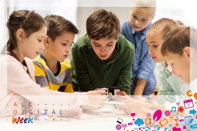 """IKT konkurss jauniešiem""""Digitālās prasmes nākotnes darbam 2019"""""""