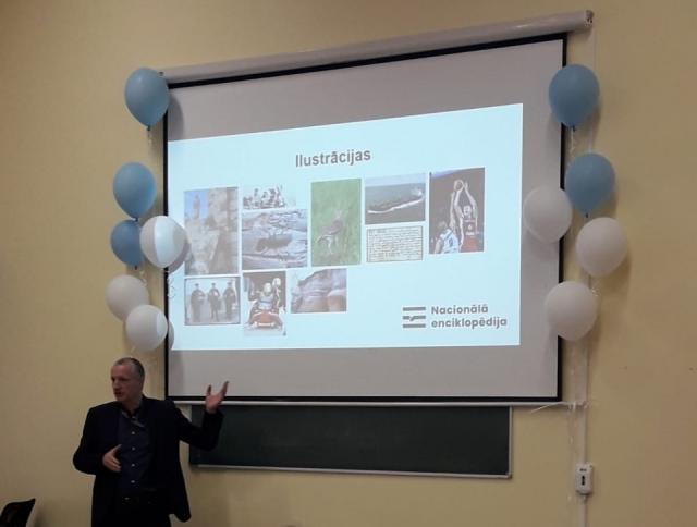 Kļūsti zinīgāks! Iepazīsti Latvijas Nacionālo enciklopēdiju
