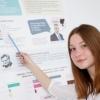"""Intervija ar 11.kl. skolnieci E.L. Pogu laikrakstā """"Latvijas Avīze"""""""