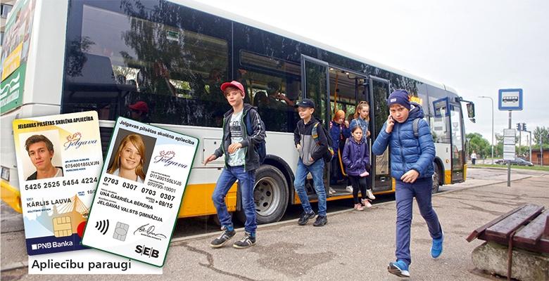 Jelgavas skolēna apliecības izgatavošanas un nomaiņas kārtība