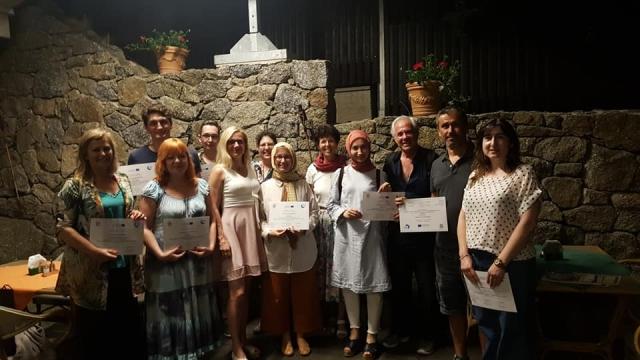 """""""Be InteresTED"""" Erasmus+ projekta sanāksme Čehijā"""