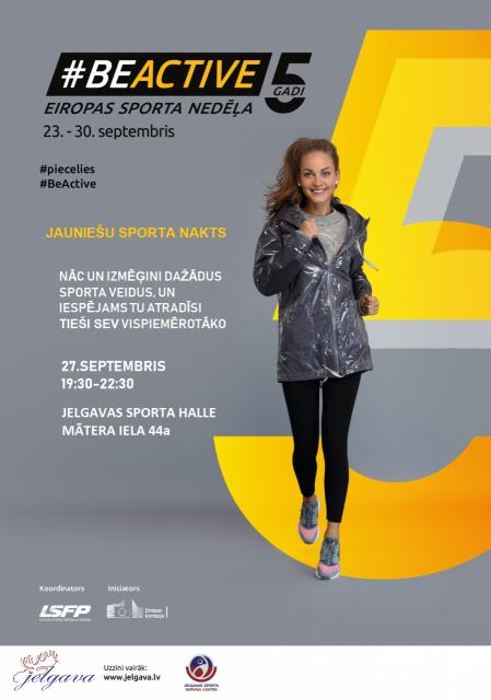 Eiropas Sporta nedēļa 2019