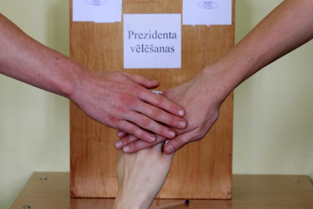 Skolēnu padomes prezidenta vēlēšanas!