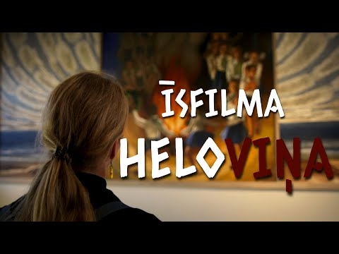Īsfilma ''HeloVIŅA''
