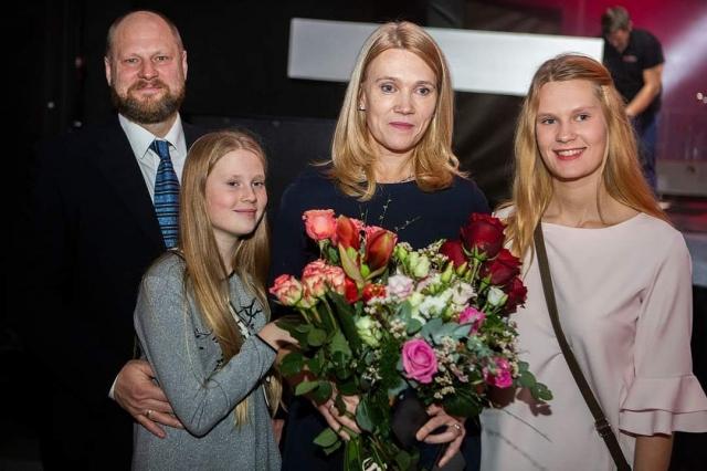 Apsveicam Eviju Slokenbergu!