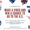 Piedalies Bendžamina Franklina stipendijas video konkursā!