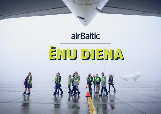 Ēnu diena airBaltic