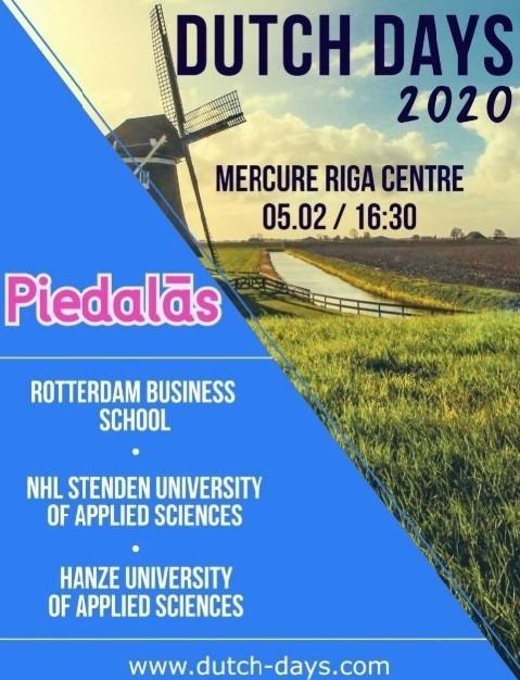 Studiju iespējas Nīderlandē