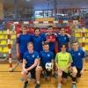 Uzvara pilsētas kausā telpu futbolā