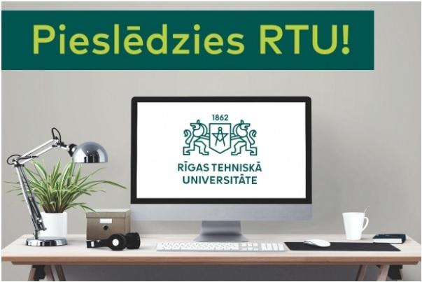 Pieslēdzies RTU!