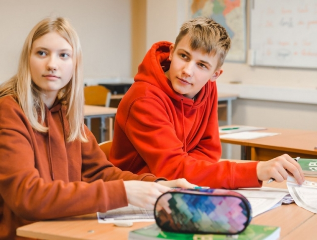 Ko mācīties vidusskolā?