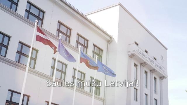 Sveiciens Latvijas Brīvības svētkos!
