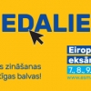 Piedalies tiešsaistes testā - Eiropas eksāmens